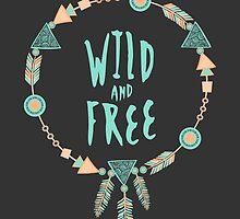 Wild & Free by Iveta Angelova