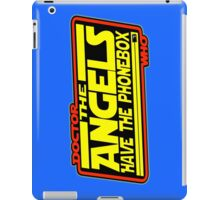 Doctor Who: The Angels Strike Back iPad Case/Skin