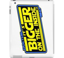 Doctor Who: The TARDIS Strikes Back iPad Case/Skin