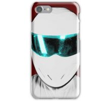 Top Gear Inspired Pop Art The Stig iPhone Case/Skin
