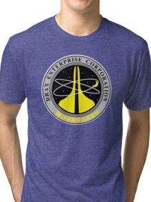 DRAX Enterprise Corporation Tri-blend T-Shirt