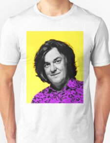 Top Gear Inspired Pop Art James May T-Shirt