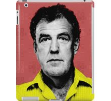 Top Gear Inspired Pop Art, Jeremy Clarkson iPad Case/Skin