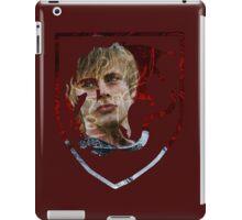 Merlin- King/Prince Arthur Crest  iPad Case/Skin