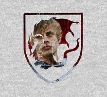 Merlin- King/Prince Arthur Crest  Mens V-Neck T-Shirt