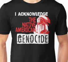 NATIVE AMERICAN GENOCIDE Unisex T-Shirt