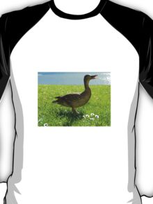 Duck by water T-Shirt