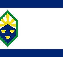 Flag of Colorado Springs by abbeyz71