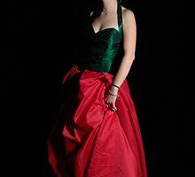 Poppy Inspired Dress  by lemauter