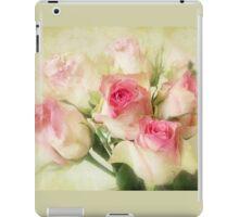 Watercolor Roses iPad Case/Skin