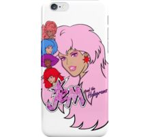 Jem and the Holograms iPhone Case/Skin