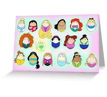 Disney Ladies Greeting Card