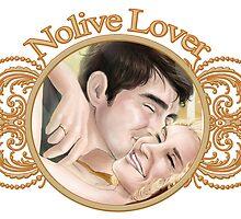 Nolive FanSticker by Clarice82