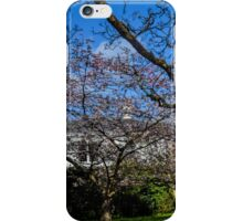 Pride of place at Exeter Devon UK iPhone Case/Skin