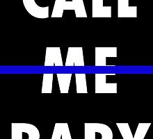 Call Me Baby - Blue Line by drdv02