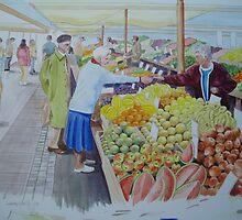 Farmers Market by charleshetenyi