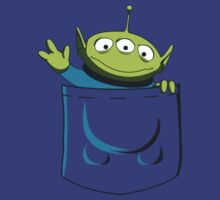 t-shirt toy story in pocket (blue) T-Shirt