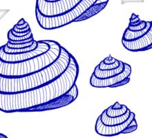 SEA SHELLS  Sticker