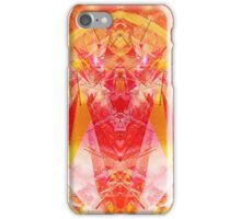 Structured chaos kaleida \2 iPhone Case/Skin