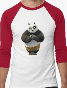 Kung-Fu Panda Men's Baseball ¾ T-Shirt