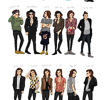 21 Harrys by justsomestuff8