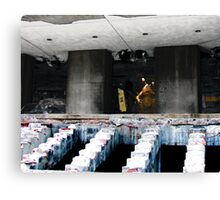 "Demolition ""Man"" Canvas Print"