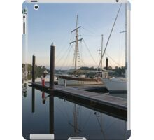 In the Stillness (Johnstone River Moorings, Innisfail, FNQ.) iPad Case/Skin