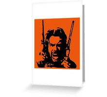 Outlaw Greeting Card