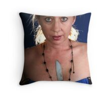 And You Go Home And You Cry And You Want To Die Throw Pillow