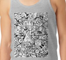 Arty and Doodle, Welcome to Pencilvania! Tank Top