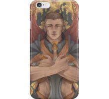 The Lieutenant iPhone Case/Skin