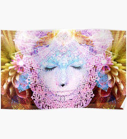 Gaia Shakti - Yoga Meditation  Poster