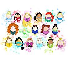 Ladies of Disney by LaurasLovelies