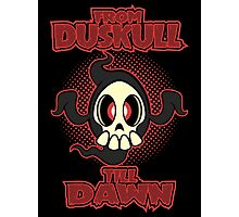 From Duskull till dawn Photographic Print