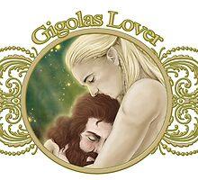 Gigolas Fansticker by Clarice82