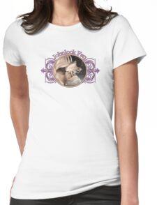 Johnlock Fansticker Womens Fitted T-Shirt