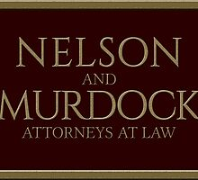 Nelson & Murdock - Attorneys at Law (Daredevil) by LinearStudios