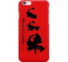 Darwin - Theory Evolution - Charmander - pokemon iPhone Case/Skin