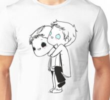 Demon Dean & Castiel Unisex T-Shirt