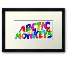 Arctic Monkeys 2 Framed Print