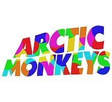 Arctic Monkeys 2 Photographic Print