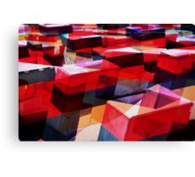 redblocks Canvas Print