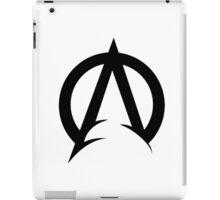 Aquaman Logo iPad Case/Skin