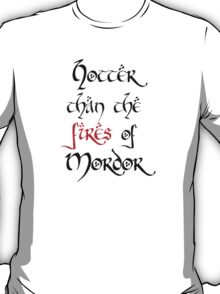 Hotter than Modor T-Shirt