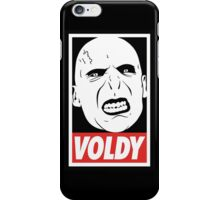 VOLDY iPhone Case/Skin