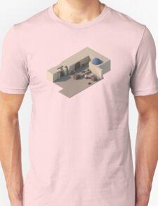de_dust2 B Site T-Shirt