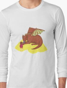 Fire and Sting Long Sleeve T-Shirt
