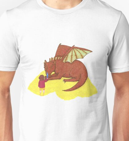 Fire and Sting Unisex T-Shirt