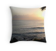 Paddle Boarder's Dream Throw Pillow