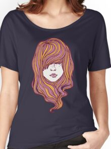 Her hair Women's Relaxed Fit T-Shirt